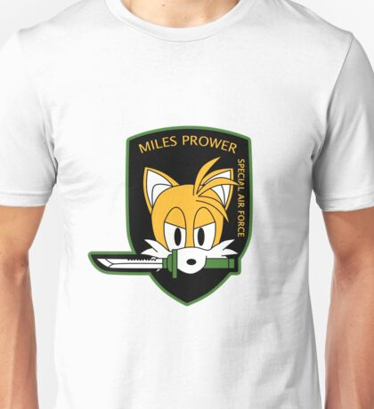 MGS / Tails Unisex T-Shirt