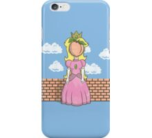 The Princess of Peach iPhone Case/Skin