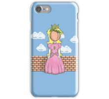 The Princess of Peach iPhone Case/Skin