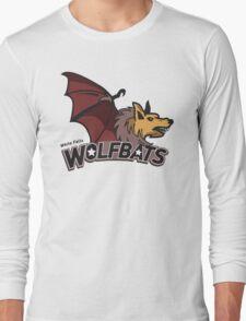 White Falls Wolfbats Long Sleeve T-Shirt
