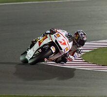 Hiroshi Aoyama in Qatar 2011 by corsefoto