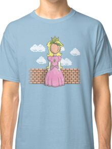 The Princess of Peach Classic T-Shirt
