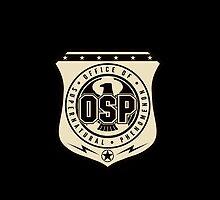 OSP iphone (Black) by CaptZ