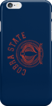 Cobra State iphone by CaptZ