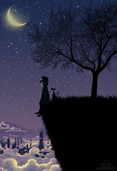 Captain Moonlight by Rookwood Studio ©