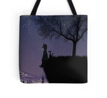 Captain Moonlight Tote Bag