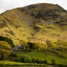 A house with a view around Buttermere, Cumbria by Elana Bailey