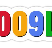 9009L3  Sticker