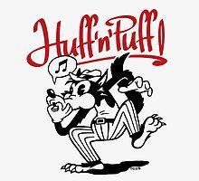 Huff 'n' Puff by Tom Cleave