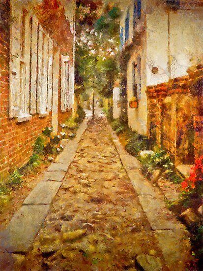 Charleston - Longitude Lane by JHRphotoART