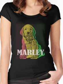 Marley Women's Fitted Scoop T-Shirt