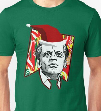 Santa Klaus Kinski Unisex T-Shirt