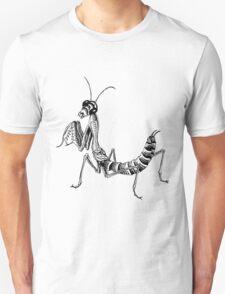 MC Escher Mantis Unisex T-Shirt