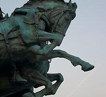 Horses by jeffreynelsd