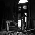 Satori- Self Portrait Abandoned Mansion, NY by MJD Photography  Portraits and Abandoned Ruins