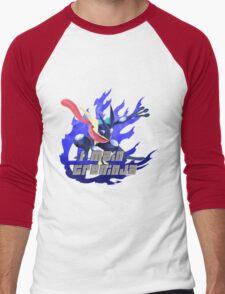 I MAIN GRENINJA Men's Baseball ¾ T-Shirt