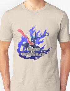 I MAIN GRENINJA Unisex T-Shirt