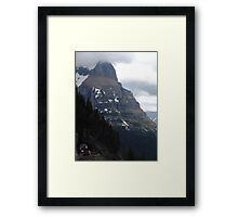 INSIGNIFICANT TRAFFIC JAM Framed Print