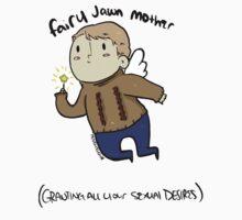 Fairy john mother  by kerushirushi