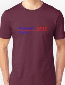 Romney-Ryan 2012 Shirt T-Shirt