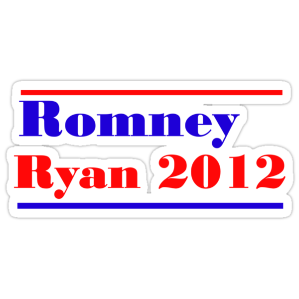Mitt Romney/Paul Ryan Election Shirt by Shirtflashdotco