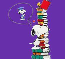 Snoopy by hadiasoka