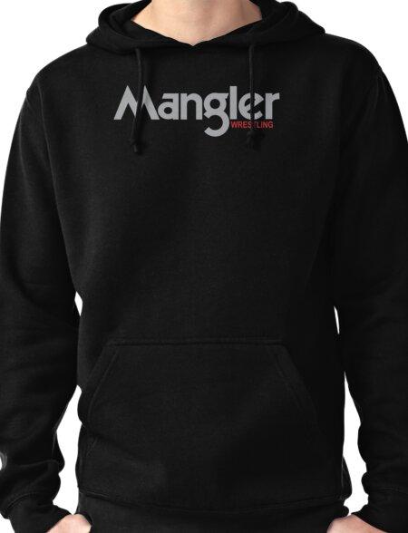 Mangler Wrestling Pullover Hoodie
