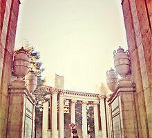 Palace of Fine Arts by MegatronLuva