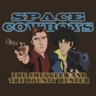 Space Cowboys Spike & Mal by dmbarnham
