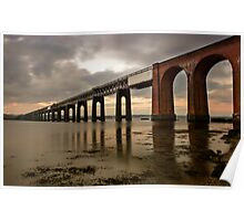 Tay Rail Bridge Poster