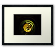 Switched Framed Print