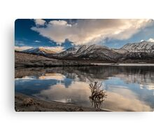 Crowley Lake Canvas Print