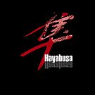 Hayabusa iPhone Case by Paul Shellard