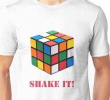 Rubik's cube! Shake It! Unisex T-Shirt