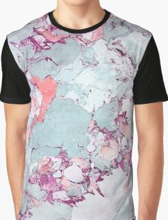 Marble Art V13 #redbubble #pattern #home #tech #lifestyle Graphic T-Shirt