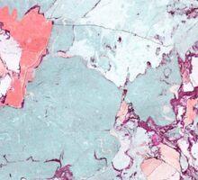 Marble Art V13 #redbubble #pattern #home #tech #lifestyle Sticker