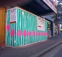 New Colour in Devonshire Street by Jeffrey Hamilton
