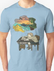 Junior Adventurer's Dreams Unisex T-Shirt