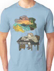 Junior Adventurer's Dreams Unisex T-Shirt