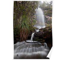 Pelion Creek Falls Poster