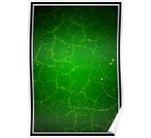 Dark Green Poster