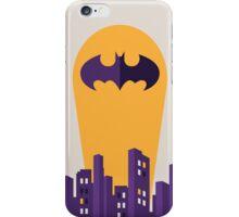 batman gotham city  iPhone Case/Skin