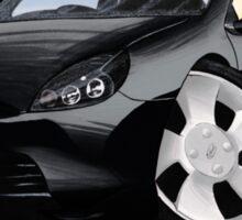 Ford Puma Black Sticker