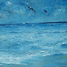 The Kite-Surfers by Conor Murphy