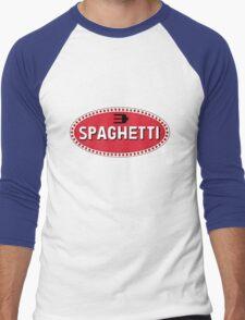 Spaghetti. Men's Baseball ¾ T-Shirt