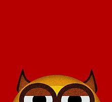 Pocket owl is highly suspicious by jaxxx