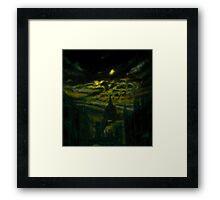 Altered II, Dark Night Framed Print