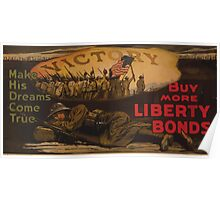 Two million reasons why you should buy more Liberty Bonds 002 2 Poster
