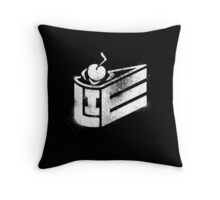 The Eternal Lie Throw Pillow