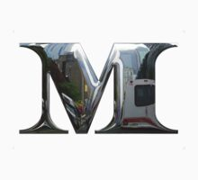 M in Metal Font	 by MetalFont